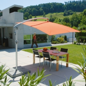 parasol d port pendalex p 285 x 230 glatz sabz. Black Bedroom Furniture Sets. Home Design Ideas